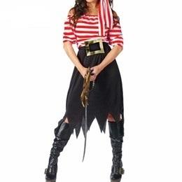 c844dd80fa3e Disfraz Pirata de Mujer ▷ DePiratas: Tienda online de artículos de ...