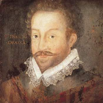 Pirata Famoso Francis Drake